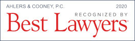Ahlers & Cooney, P.C.: Top Listed in Best Lawyers