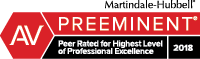 Ahlers & Cooney, P.C.: AV-rated by Martindale-Hubbell